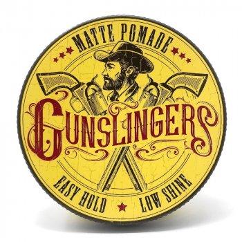 Помада для стайлінгу Gunslingers Matte Pomade 75 мл