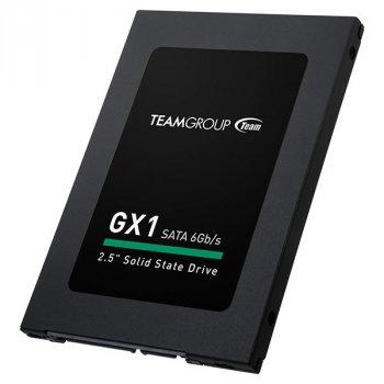 """Team GX1 480GB 2.5"""" SATAIII TLC (T253X1480G0C101)"""