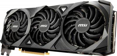 MSI PCI-Ex GeForce RTX 3090 VENTUS 3X OC 24GB GDDR6X (384bit) (HDMI, 3 x DisplayPort) (RTX 3090 VENTUS 3X 24G OC)