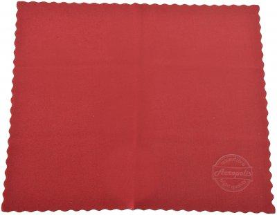 Салфетка для очков Acropolis Ф-90/07 Красная (ROZ6205064447)
