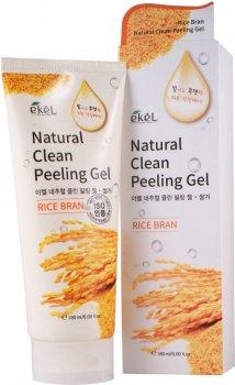 Пилинг-скатка Ekel натуральная с экстрактом рисовых отрубей 180 мл (8809430539713)