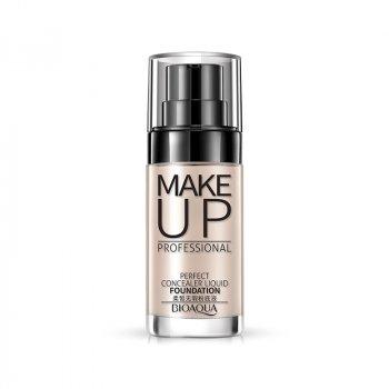 Тональный крем для лица BIOAQUA Make Up Professional 30ml Тон №1 Natural Color