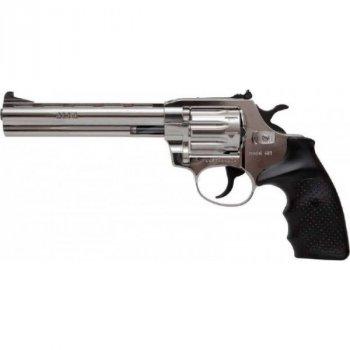 """Револьвер флобера Alfa mod.461 6"""" 4 мм №13. Никель. Пластик"""