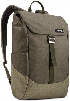 "Рюкзак для ноутбука Thule Lithos 14"" Forest Night/Lichen (TH 3203822/3203822)"