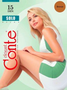 Колготки Conte Collant Solo 15 Den Bronz