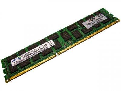 Оперативна пам'ять HP 8GB (1x8GB) PC3L-10600 DDR3 Memory Kit (664696-001) Refurbished