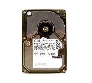 Жорсткий диск IBM 18.2 GB 10K U160 disk H/S (06P5754) Refurbished