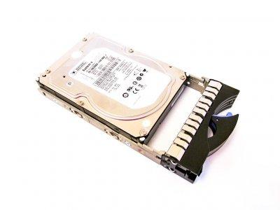 Жорсткий диск IBM 450GB. 3.5'. 15K. Hot-Swap SAS HDD (42D0573) Нове