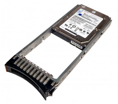 Жорсткий диск IBM 139GB 15K RPM SFF SAS Disk Drive (i) (00E6166) Refurbished