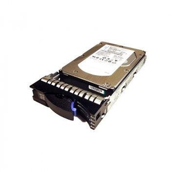 Жорсткий диск IBM 146GB 15,000 rpm 6Gb SAS 2.5' HDD (00Y2497) Refurbished