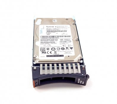 Жорсткий диск IBM 900GB 10K SAS HDD 2.5 inch (2857-4102) Refurbished