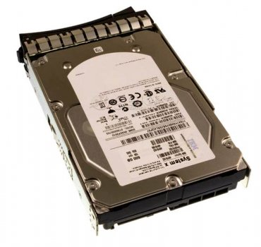 Жорсткий диск IBM 4GBPS FC, 600 GB/15K DDM (1818-5513) Refurbished