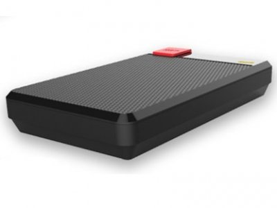 """Жорстку диск зовнішній SiliconPower USB 3.0, Diamond D30 5TB 2,5"""" Чорній (SP050TBPHDD3LS3K)"""