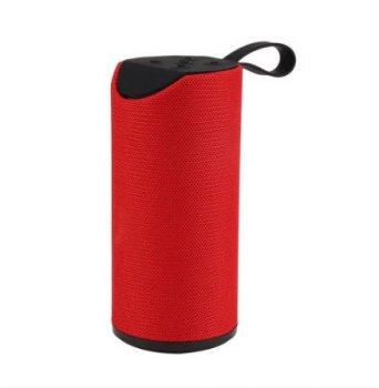 Портативная Bluetooth колонка MHZ TG113, красная 010701