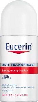 Роликовый антиперспирант Eucerin 48 часов защиты 50 мл (4005800028229)