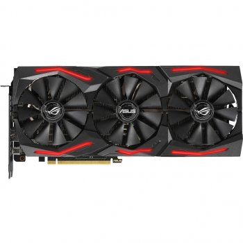 Відеокарта Asus GeForce RTX2060 6GB GDDR6 GAMING STRIX OC EVO (STRIX-RTX2060-O6G-EVO-GA)