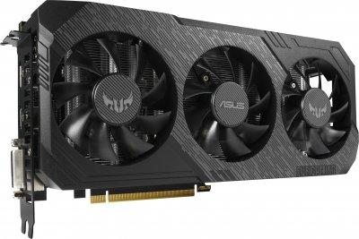 Відеокарта Asus GeForce GTX1660 6GB GDDR5 TUF GAMING (TUF3-GTX1660-A6G-GAMING)