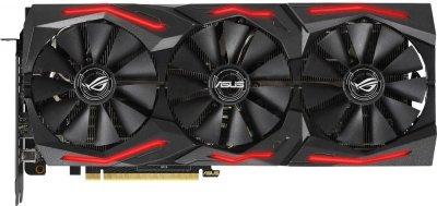Відеокарта Asus GeForce RTX2060 SUPER 8GB GDDR6 GAMING STRIX EVO (STRIX-RTX2060S-8G-EVO-G)