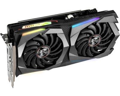 Відеокарта MSI GeForce GTX1660 6GB GDDR5 GAMING X (GTX_1660_GAMING_X_6G)