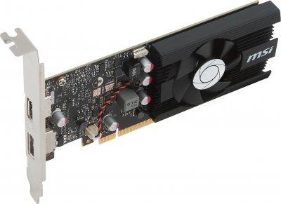Відеокарта MSI GeForce GT1030 2GB DDR5 low profile OC (GF_GT_1030_2G_LP_OC)