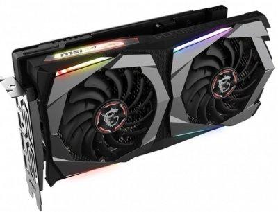 Відеокарта MSI GeForce RTX2060 6GB GDDR6 GAMING (GF_RTX2060_GAMING_6G)
