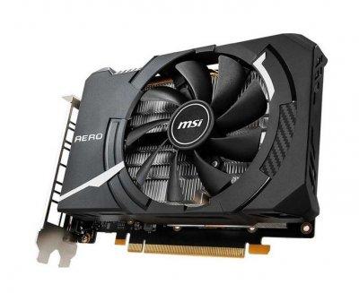 Відеокарта MSI GeForce GTX1660 SUPER 6GB GDDR6 AERO ITX OC (GTX1660_SUPER_AERO_ITXOC)