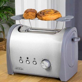 Тостер CECOTEC CCTC-03035 Steel&Toast 2S