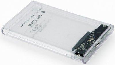 "Внешний карман Gembird EE2-U3S9-6 для 2.5"" HDD/SSD USB 3.0"