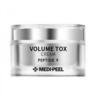 Крем для повышения упругости кожи Medi-Peel Peptide 9 Volume Tox Cream 50 г (8809409345727)