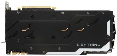 MSI PCI-Ex GeForce GTX 1080 Ti Lightning Z 11GB GDDR5X (352bit) (1607/11124) (DVI, 2 x HDMI, 2 x DisplayPort) (GTX 1080 Ti LIGHTNING Z)
