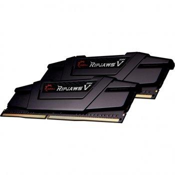 Модуль пам'яті для комп'ютера DDR4 16GB (2x8GB) 4000 MHz Ripjaws V G. Skill (F4-4000C18D-16GVK)