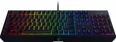 Клавіатура дротова Razer BlackWidow Green Switch USB (RZ03-02861100/02860100-R3R1)