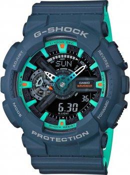 Чоловічі годинники Casio GA-110CC-2AER