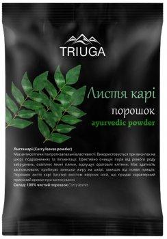 Аюрведический порошок Triuga Листья кари 2 х 50 г (4820164641361)