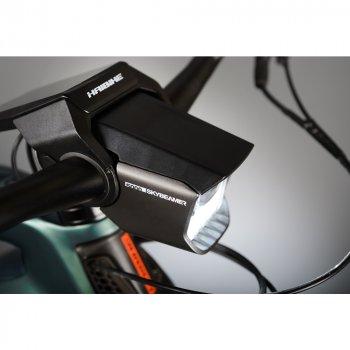 """Електровелосипед HAIBIKE XDURO AllMtn 8.0 Carbon FLYON 27.5/29"""", рама L, сіро-зелений, 2020 (AS-5587)"""