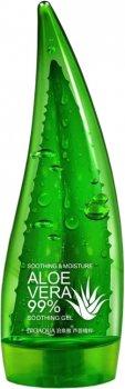 Гель Bioaqua Aloe Vera 99% с натуральным соком алоэ и гиалуроновой кислотой 160 мл (BQ31232) (6947790780931)