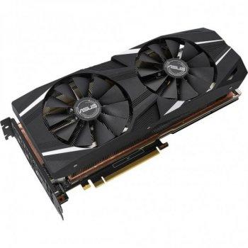 Видеокарта ASUS GeForce RTX2080 Ti 11Gb DUAL ADVANCED (DUAL-RTX2080TI-A11G)