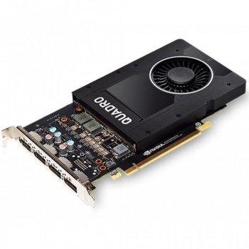 Відеокарта QUADRO P2000 5120MB PNY (VCQP2000-SB)