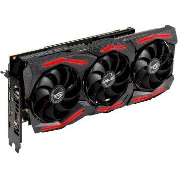 Відеокарта ASUS GeForce RTX2060 SUPER 8192Mb ROG STRIX ADVANCED EVO GAMING (ROG-STRIX-RTX2060S-A8G-EVO-GAMING)