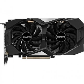 Відеокарта GeForce RTX2060 6144Mb GIGABYTE (GV-N2060D6-6GD)