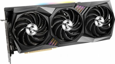 MSI PCI-Ex GeForce RTX 3080 Gaming Trio 10GB GDDR6X (320bit) (1755/19000) (HDMI, 3 x DisplayPort) (RTX 3080 GAMING TRIO 10G)