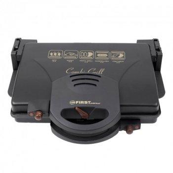 Многофункциональный электрический гриль для кухни First FA-5330 Original PRO Черный (39023_SH)