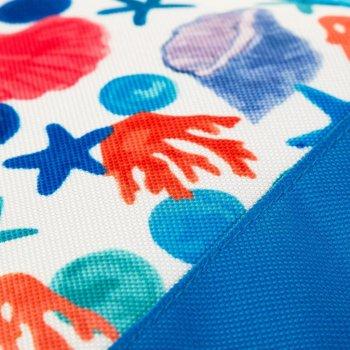 Пляжна термосумка 927383 Spokey 39х15х27 см (tur0000387) Біло-синій