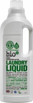 Концентрированное жидкое средство для стирки Bio-D Laundry Liquid Juniper с эфирным маслом Можжевельника 1 л (5034938200053)