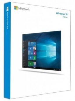 Операционная система Windows 10Домашняя электронная Microsoft лицензия ESD