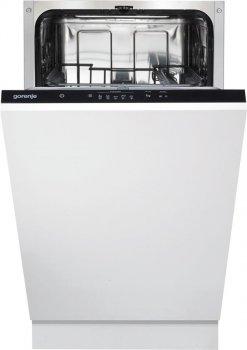 Вбудована посудом. машина Gorenje GV52010