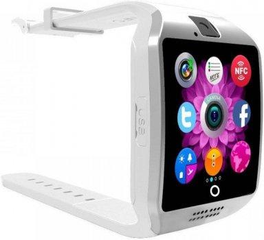 Смарт годинник UWatch Q18 White