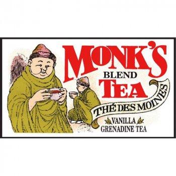 Чай черный рассыпной среднелистовой Манкс Бленд, Млесна (Mlesna) 500г. (01-006 monks_blend)