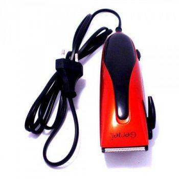 Машинка для стрижки волосся Gemei GM-1012 Червоний (005210)