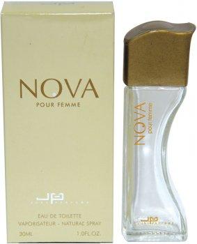 Туалетная вода для женщин Just Parfums Nova Pour Femme EDT 30 мл (8903386004223)